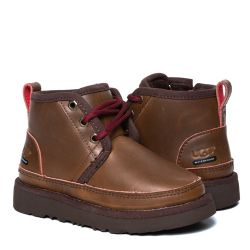 Ботинки Kids Boots Neumel Zip WP Chocolate